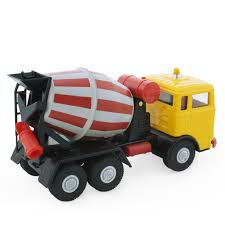 100 Cement Mixer Toy Truck Tin Mixing S For Boys Play S Happy