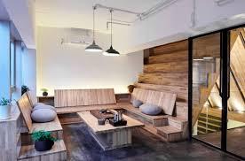 sous bureau original le studio chinois had architects signe des bureaux originaux et