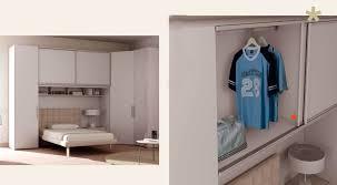 armoire chambre chambre ado complète lit 1 personne design compact so nuit