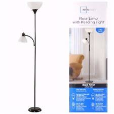 Mainstays Floor Lamp With Reading Light Assembly by Plastic Modern Floor Lamps Ebay
