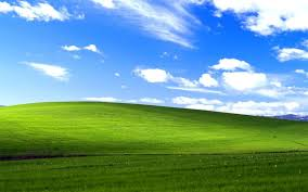 The Photos Below Are Green Hills Blue Sky And White Cloud In Tuscany