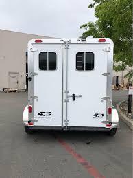 100 Custom Travel Trailers For Sale 2019 4STAR TRAILERS 11 2 HORSE BP TRAILER In Elk Grove California