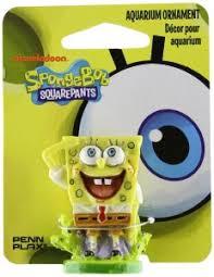Spongebob Fish Tank Ornaments by Fish Tank Ornament Spongebob Figure Fish Tank Bank