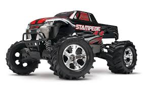 100 4wd Truck Amazoncom Traxxas Stampede 4X4 110 Scale Monster With