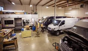 Van Specialties Has Been In The Conversion Game For Decades This Is Just One Of 3 Bays Working On Conversions