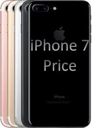 iPhone 7 and iPhone 7 Plus price in USA UK Canada Australia and
