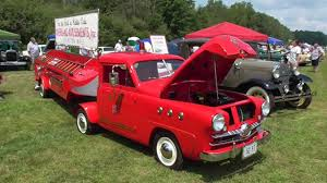 100 Crosley Truck Motors 1952 Tractor Trailer Fire By Overland Amusesments Retro Nostalgia