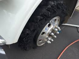 100 Recap Truck Tires US Drivers A Twitter I Just Had A Major Blowout On A