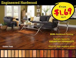 Tobacco Road Acacia Engineered Hardwood Flooring by 14 Tobacco Road Acacia Flooring Contemporary Living Room