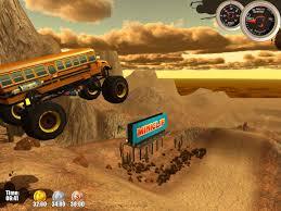 100 Monster Trucks Games Nitro