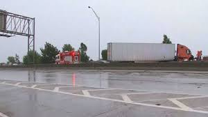 Crews Respond To Accident Involving Semi On EB I-44 - News 9 Breaking Truck Jackknifes On I65 Along Government Blvd Overpass M5 Closed As Jackknifed Lorry Blocks All Lanes Birmingham Live Trucker Rudi 121815 Semi Truck In The Rocky Mountains Sthbound I75 North Toledo The Blade Hazmat Responds To Ctortrailer Franklin Jack Knifed Tractor Trailer Closes Highway 11 South Btodayca Breaking News Lane After N4 Lowvelder Semi Carrying 42k Pounds Of Powdered Milk Dan Ryan Accidents What Happens If They Jackknife Peter Davis Law Logging Fatal 97 Crash Maple Ridge News