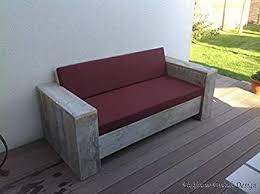 exklusiv design bauholz lounge sofa balingen 200