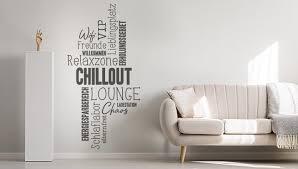 wandtattoo lounge motive für chillout feeling wandtattoo de
