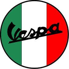 Logo Vespa Italy Mas