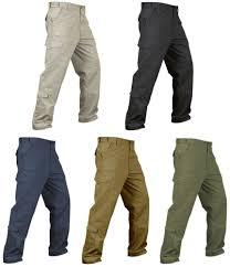 khaki tactical pants ebay