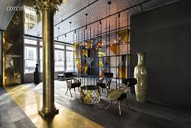 100 Paris Lofts 12M Soho Loft Was Inspired By An Opulent Ian Hotel And