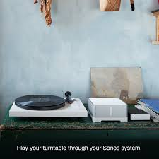 Sonos Ceiling Speakers Bathroom by Buy Sonos Connect Amp Wireless Streaming Music System With