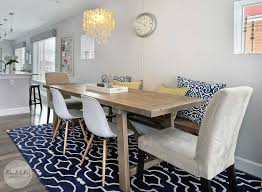 How To Mix & Match Dining Room Chairs - Bubbly Design Co. 10 Style Tips For Pulling Off A Mix Match Ding Set Apartment Fniture Styles Modern Traditional Zin Home Bar Kitchen Crate And Barrel Easy Ways To Patterns In Your Freshecom 7 Piece Table 6 Chairs Glass Metal Room Black Sterdam Modern Mix And Match School Chairs Workspaces Diy Mixing Wood Tones Need Living Makeover Successfully How Mix Match Pillows To With Your Bedroom Pop Talk Swatchpop
