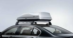 coffre toit de voiture coffre de toit 350 l dans accessoires d origine bmw transport