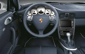 Image of Porsche 911 Interior