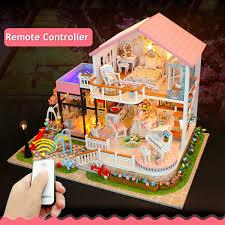 Amazoncom Tinksky Lovely Miniature Dollhouse Furniture Flower