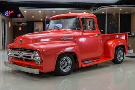 1956 Ford F100 | Classic Cars For Sale Michigan: Muscle & Old Cars ... 1956 Ford F100 Panel Hot Rod Network Classic Cars For Sale Michigan Muscle Old Ford F800 Alto Ga 977261 Cmialucktradercom Pickup Allsteel Truck Sale Hrodhotline 2door Pickup Big Back Window Original V8 Fordomatic Big Window Truck Project 53545556 Rides Pinterest Trucks And Trucks Coe Accsories 4clt01o1956fordf100piuptruckcustomfrontbumper