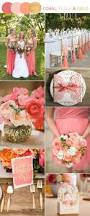 Coral Color Decorations For Wedding by 25 Best Peach Wedding Theme Ideas On Pinterest Peach Colour