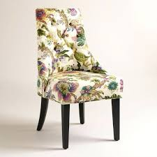 Floral Dining Room Chairs White Fabric Chair Covers And In Designs World Market Grape Garrison Set Of 2 Inside Prepare Sourav