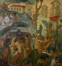 Big Ang Mural Forest Ave by Philippine National Museum National Art Gallery Travel Eat Pinas