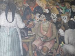 Stalinist Mural Diego Rivera Rockefeller Center by December 2015 Que Buena Onda