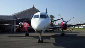100 Skyward Fairmont Kathryns Report Silver Airways Saab 340B N346AG Flight