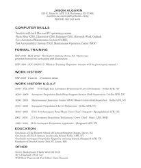 computer skills resume level computer skill resume waiter resumes general resumes sles