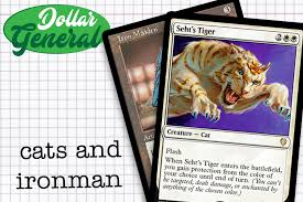 Cat Deck Mtg Modern by Cats U0026 Ironman Dollar General Hipsters Of The Coast