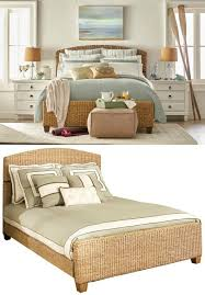 Pottery Barn Seagrass Headboard by Beds U0026 Headboards For Coastal Decorating Completely Coastal