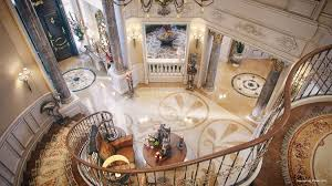 100 Villa Interiors Luxury Villa Staircase 2 Interior Design Ideas