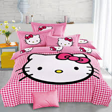 Hello Kitty Bedroom Decor At Walmart by Wheels Bedding Set Full Tokida For
