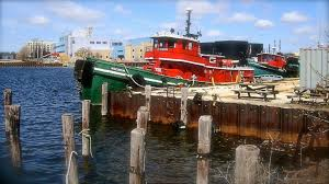 Tug Boat Sinks by Sunk Burned And Haunted This Tugboat Keeps On Working