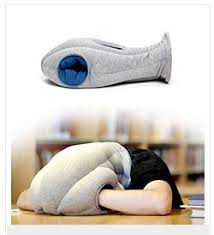 Amazing Ostrich Pillow for those Power Naps and Travel Rest