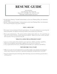Resume For Retail Jobs Manager Template Examples