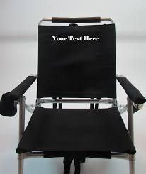 Telescope Beach Chairs With Cup Holder by Imprinted Personalized Backpack Fishing Chair With Cup And Rod Holder