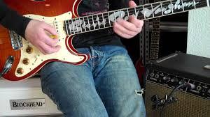 SRV Hamiltone Sound Clip Eddievegas Eddie Vegas Fender Strat