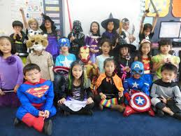 Book Characters For Halloween by Dress Up Day In Taipei Forches Cross Primary