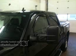 100 Truck Window Visors Free WeatherTech Window Visors Thanks CARiDcom Chevy And