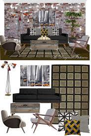 104 Urban Loft Interior Design Monday Moodboard As Ed S