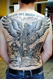 Cool Angel Tattoos