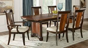 Granby Merlot 7 Pc Rectangle Dining Room