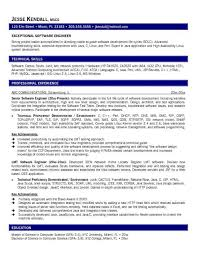 Free Download Sample 13 Software Engineer Resume Samples Of Contemporary Objective Examples
