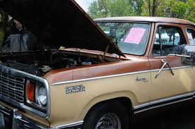 100 Dodge Cummins Truck Automotive History The Case Of The Very Rare 1978 Diesel