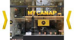 magasin de canapé my canap magasin partenaire canapé inn à