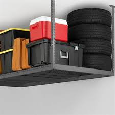 newage products 4015 versarac adjustable width ceiling storage